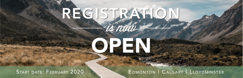 Registration is now open